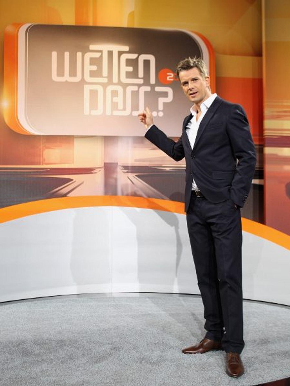 Markus Lanz - vom Funker zum Wetten, dass...?-Moderator - Bild 1