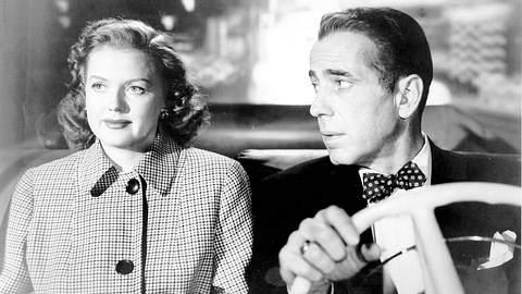 Martha Stewart und Humphrey Bogart - Foto: imago