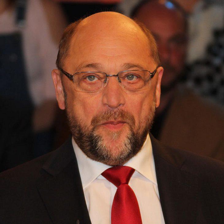 Martin Schulz: Schock-Nachricht vor der Wahl!