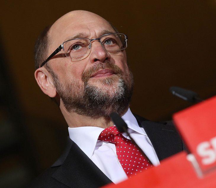Meinungsumfrage erklärt Martin Schulz zum