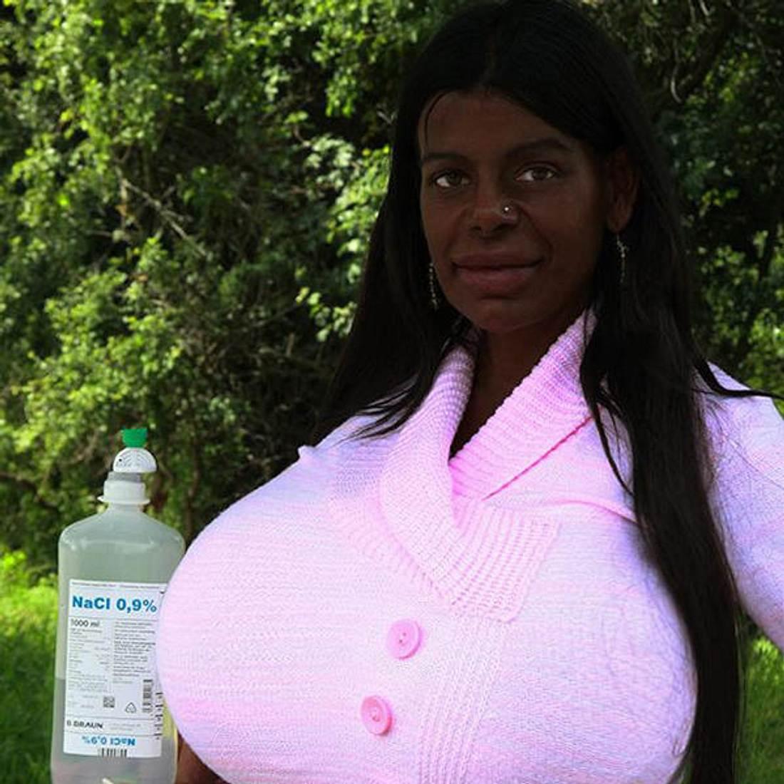 Martina Big will nach Afrika