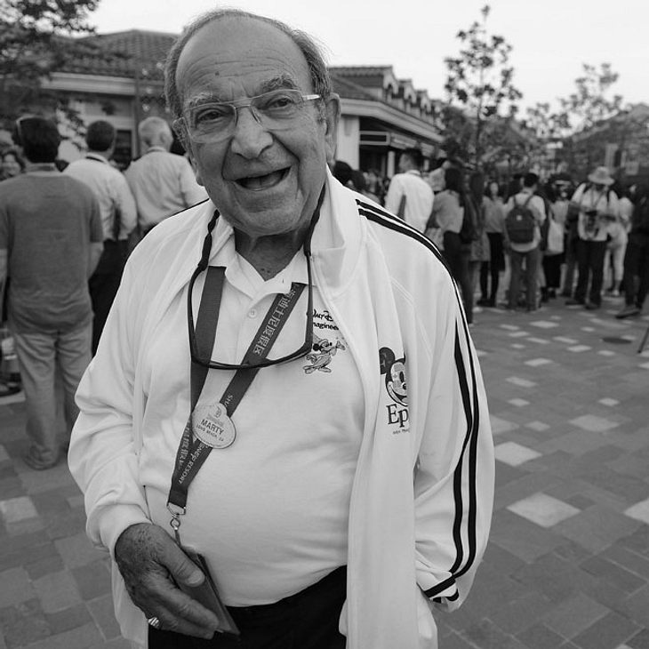 Walt Disney Legende Marty Sklar ist tot