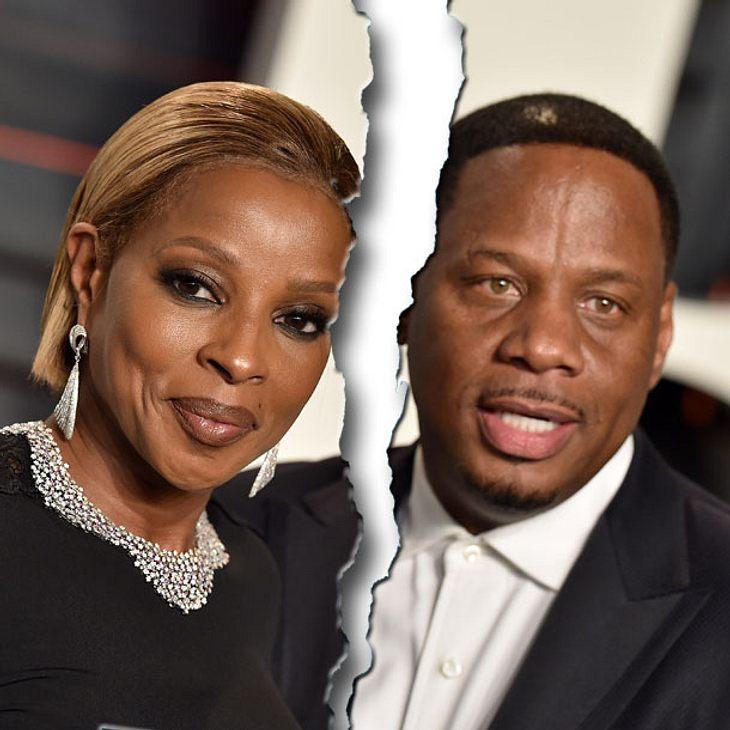 Mary J. Blige - Scheidung von Kendu Isaacs