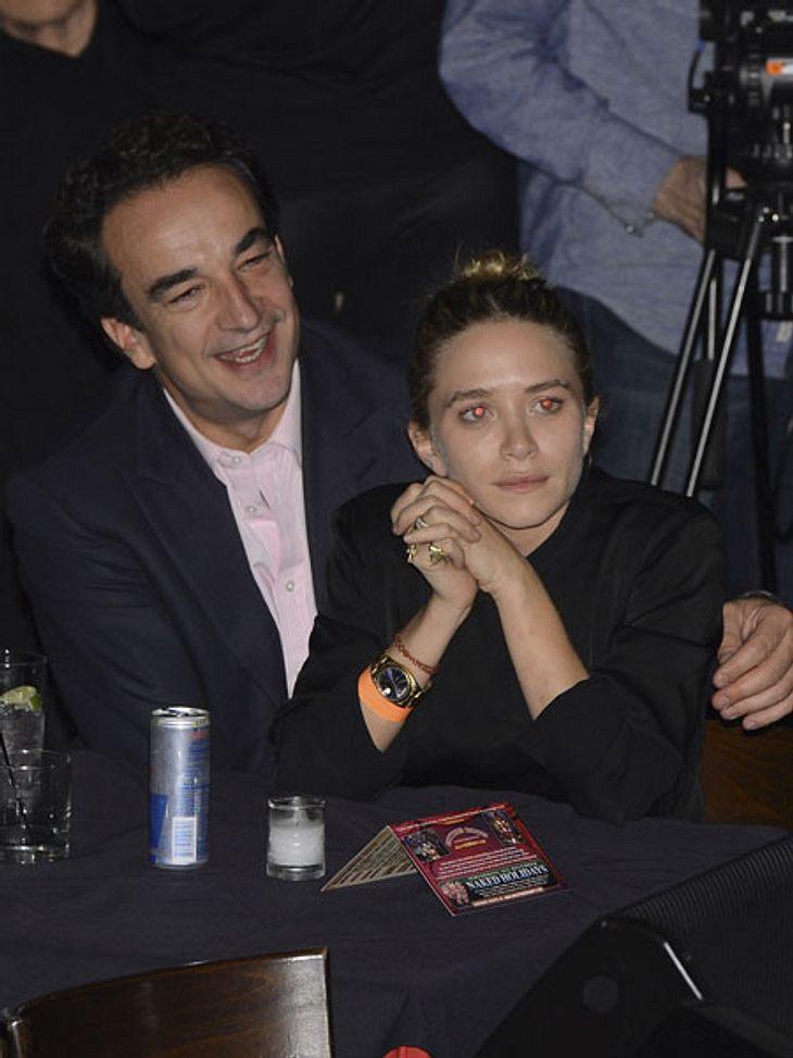 Haben Mary-Kate Olsen und Olivier Sarkozy geheiratet?