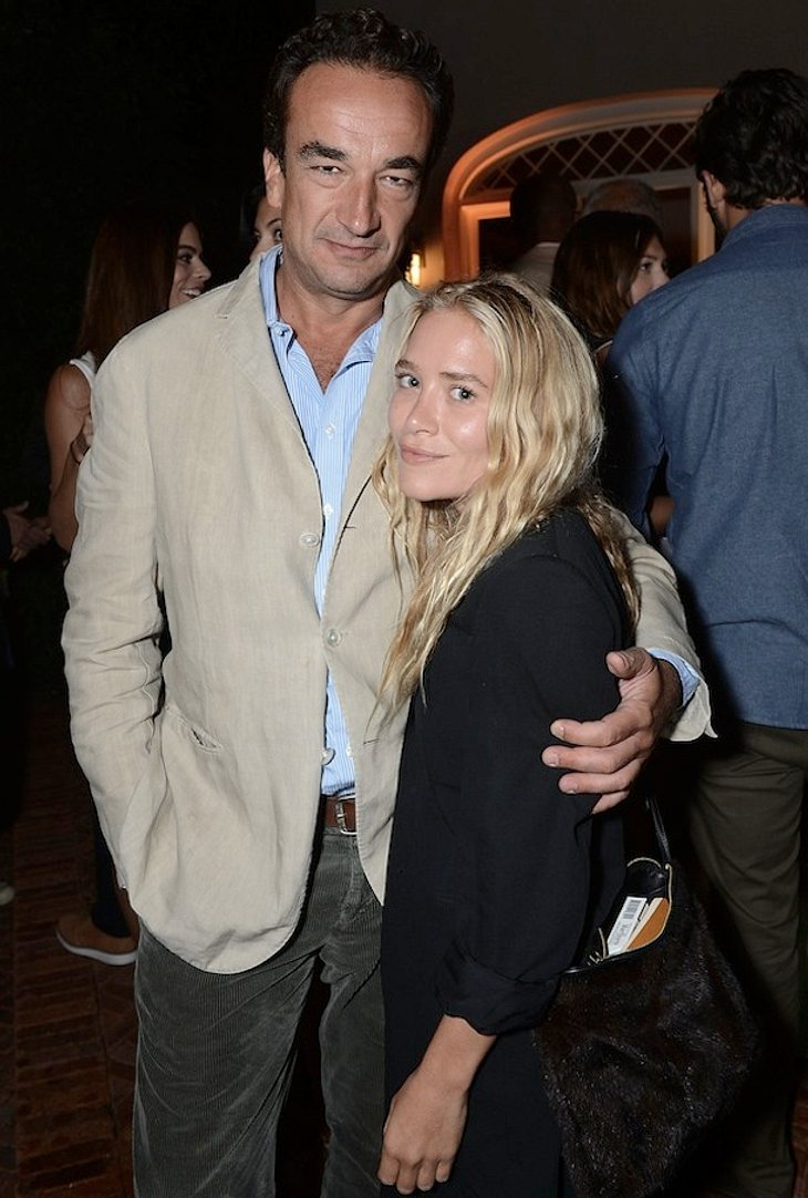 Heimliche Hochzeit Mary Kate Olsen Und Olivier Sarkozy Haben