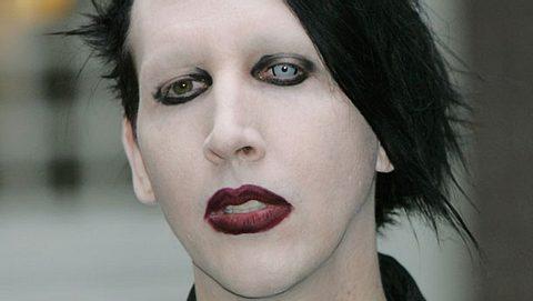Marylin Manson ist auf Bieber-Selfie nicht wiederzuerkennen