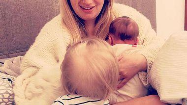Marylu Poolman: Unter uns-Star ist Mama geworden! - Foto: Facebook.com / Marylu Poolman