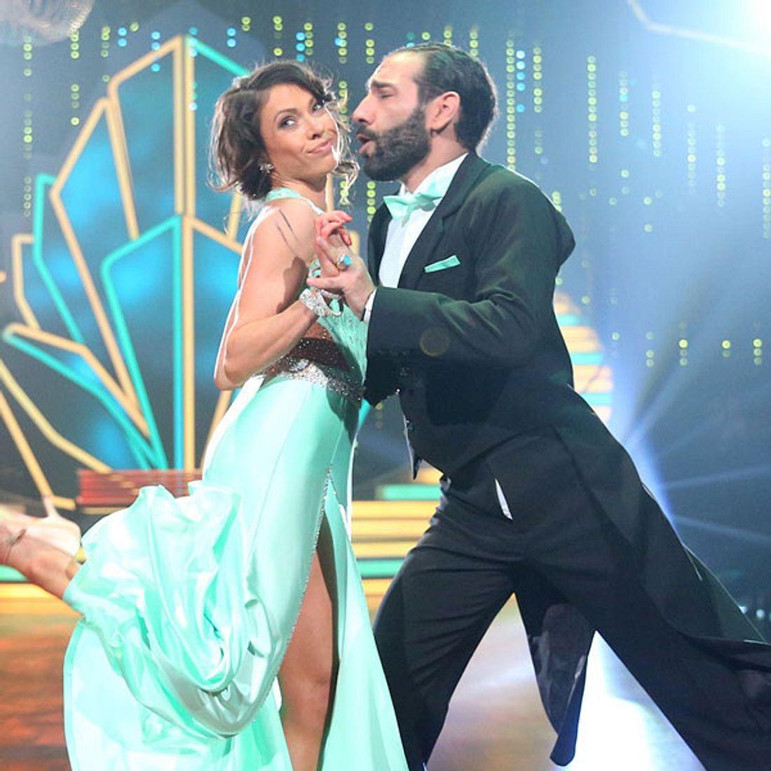 Jana Pallaske Massimo Sinato Let's Dance