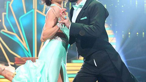 Jana Pallaske Massimo Sinato Lets Dance - Foto: RTL / Stefan Gregorowius