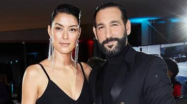 Rebecca Mir und Massimo Sinató - Foto: IMAGO/ Eventpress