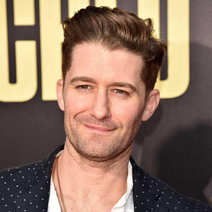Matthew Morrison: Der Glee-Star wird zum ersten Mal Vater!