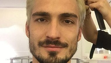 Mats Hummels: Erst blond dann Glatze - Foto: instagram / Mats Hummels