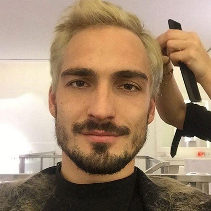 Mats Hummels: Erst blond dann Glatze