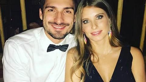 Mats Hummels ist total verknallt in seine Frau Cathy - Foto: Instagram/@catherinyyy