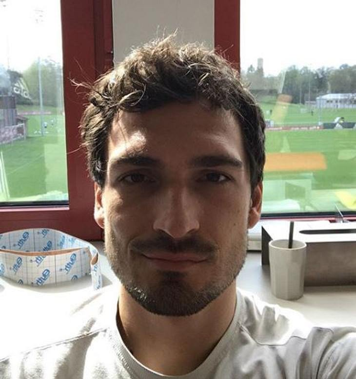 Mats Hummels emotionale Worte