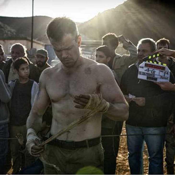 Matt Damon Bourne 5