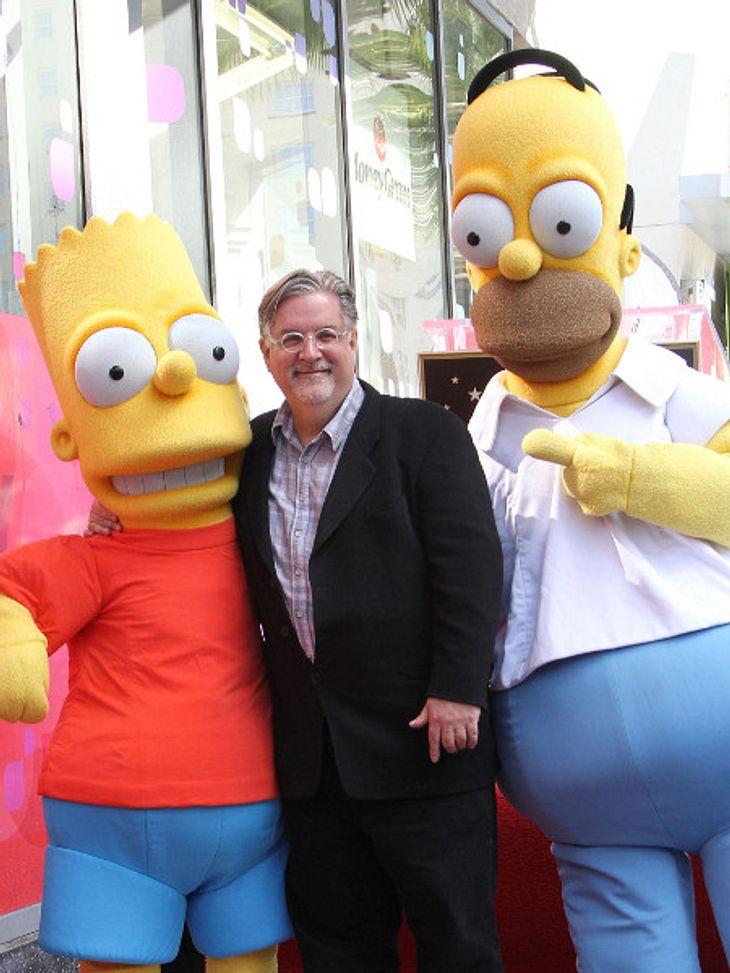 Der Simpsons-Schöpfer wird verklagt.