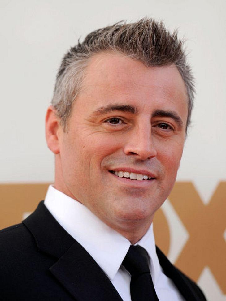"""Die Emmy Awards 2011 - Die Highlights""""Friends""""-Star Matt LeBlanc war auch bei den Emmy Awards 2011. Er ist ganz schön ergraut..."""