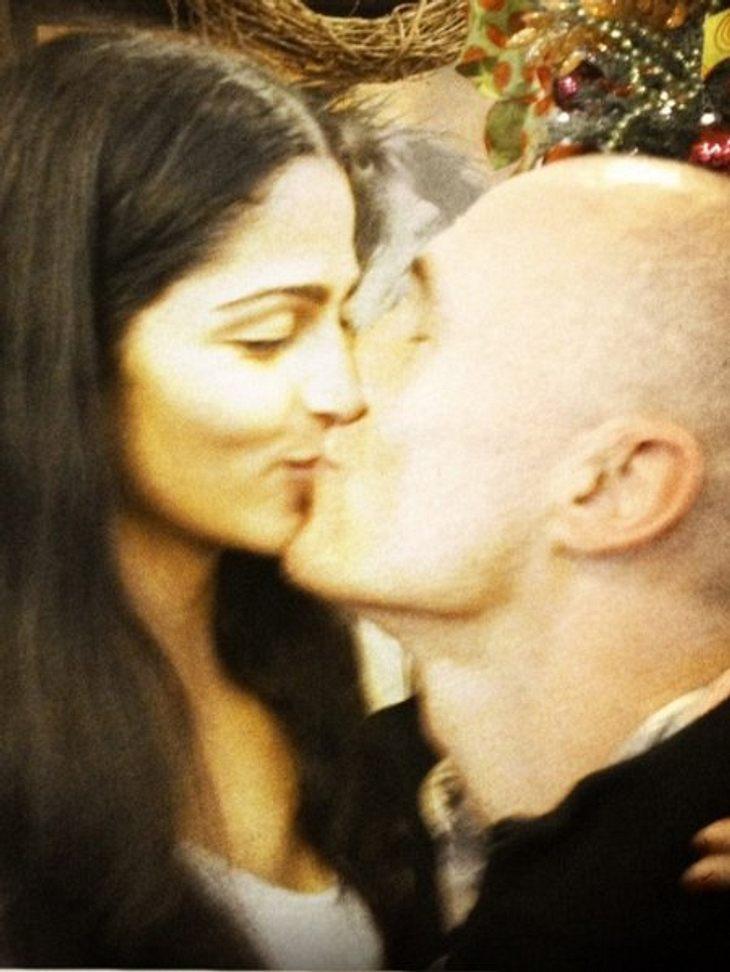 Geheime Hochzeit: Matthew McConaughey und Langzeitfreundin Camila Alves haben heimlich geheiratet