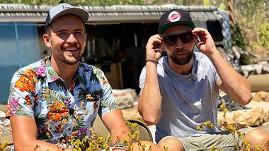 Matthias Classen und sein Bruder Simon bei Goodbye Deutschland - Foto: Facebook/@Matthias Classen