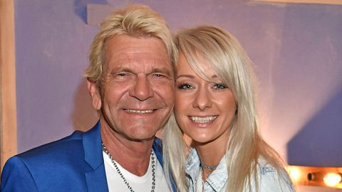 Matthias Reim und seine Freundin Christin Stark - Foto: Wenn