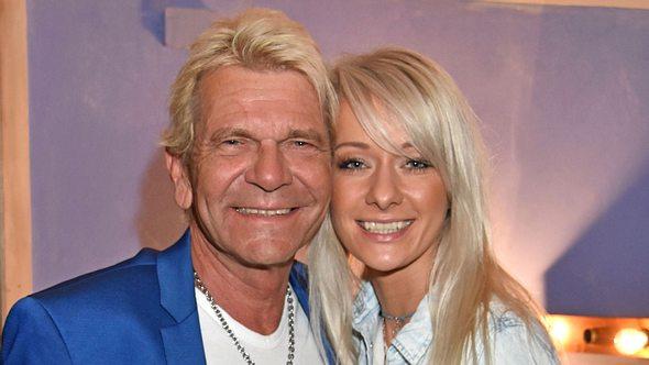 Matthias Reim und seine Freundin Christin Stark - Foto: Getty Images