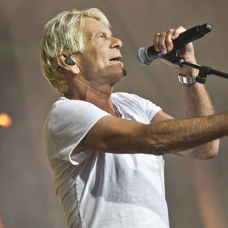 Nach Herzmuskel-Entzündung: Matthias Reim will wieder auf die Bühne