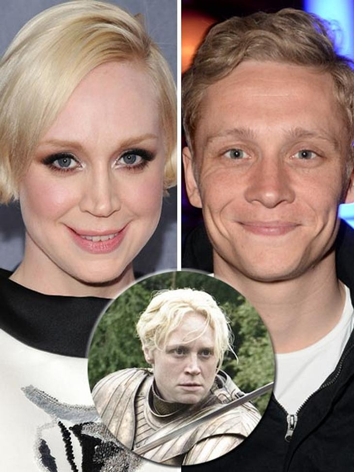Matthias Schweighöfer Game Of Thrones Star Gwendoline Christie