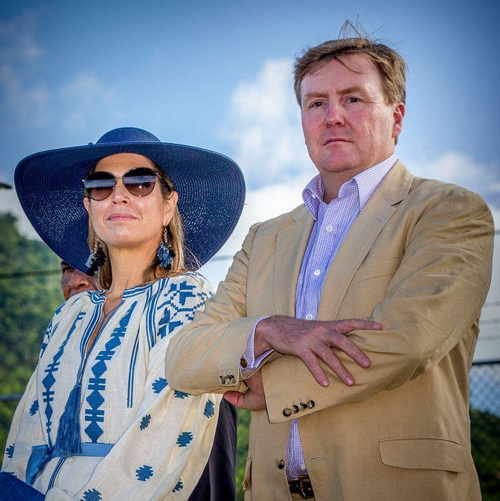 Kriselt es zwischen Maxima und Willem?