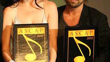 Max Martin mit Katy Perry - Foto: WENN.com