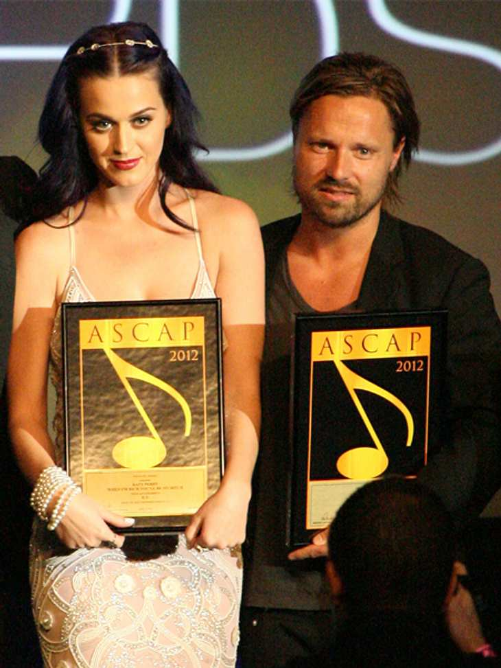 Max Martin mit Katy Perry