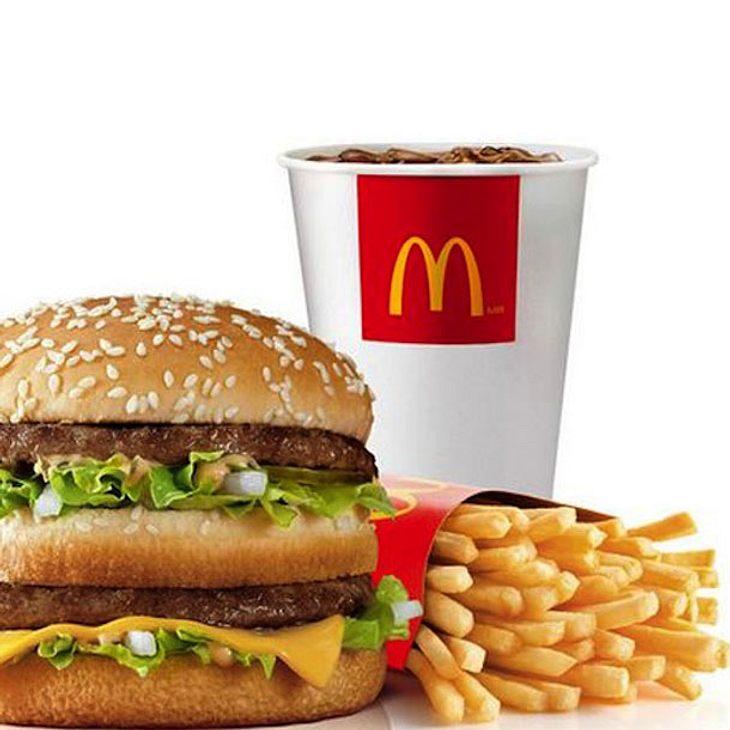 Big Mac Menü