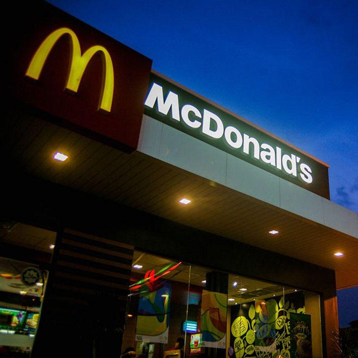 Krass! Bei McDonald's gibt's jetzt Schoko-Pommes