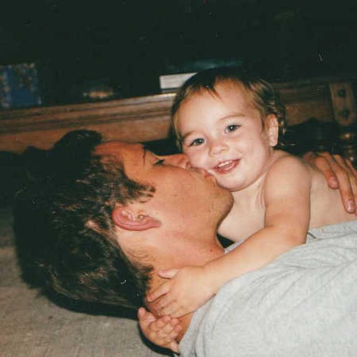 Meadow Walker: Rührendes Paul Walker-Erinnerungsbild zum Vatertag!
