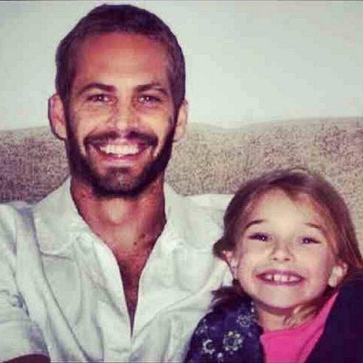 Paul Walker und seine Tochter Meadow