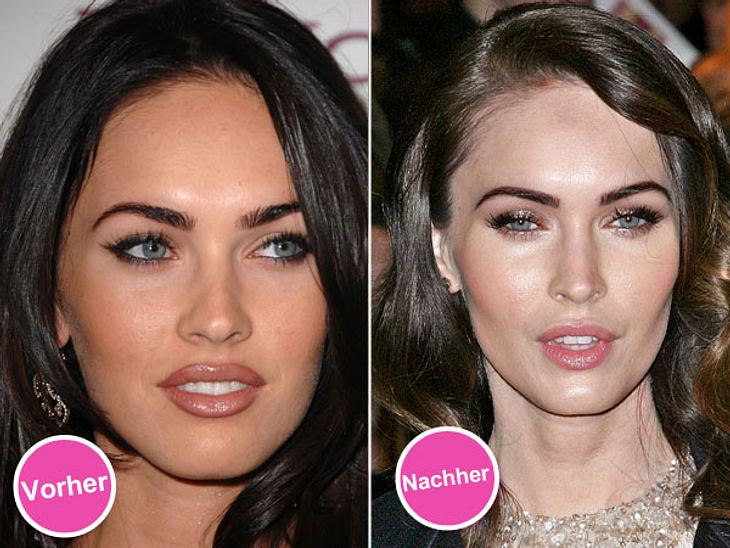 """Die Beauty-Sünden der StarsWie verbessert man Perfektion? Genau: gar nicht!Megan Fox (26) wurde bereits mehrfach zur """"Sexiest Women Alive"""" gewählt und ist der Traum vieler Männer. Trotzdem scheint der """"Transformers""""-Star"""