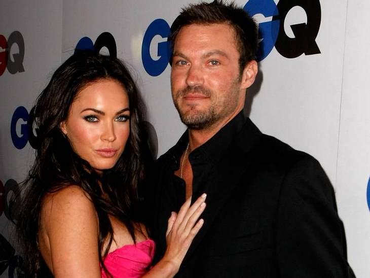 Megan Fox und Brian Austin Green sind Ende September Eltern eines Sohnes geworden.