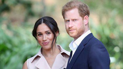 Herzogin Meghan & Prinz Harry: Jetzt ist erstmals von Trennung die Rede!