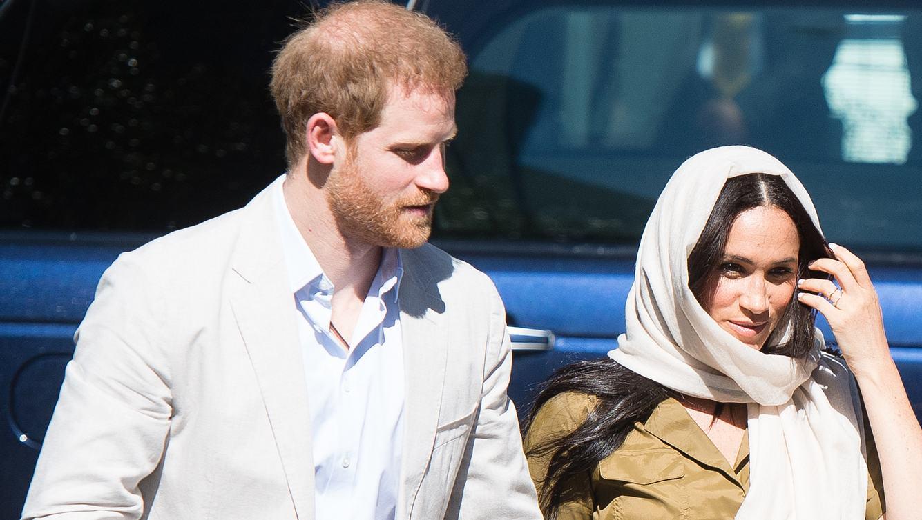 Herzogin Meghan & Prinz Harry