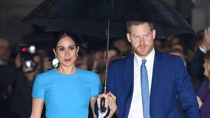 Prinz Harry und Herzogin Meghan: Lüge aufgeflogen - Foto: Getty Images