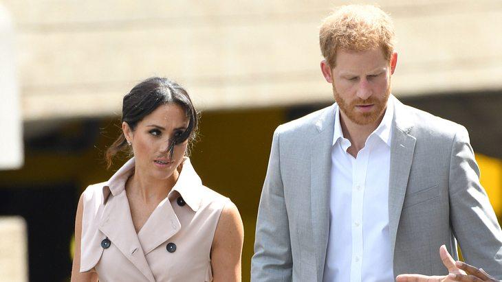 Prinz Harry & Herzogin Meghan: Bittere Hochzeits-Lüge aufgeflogen!