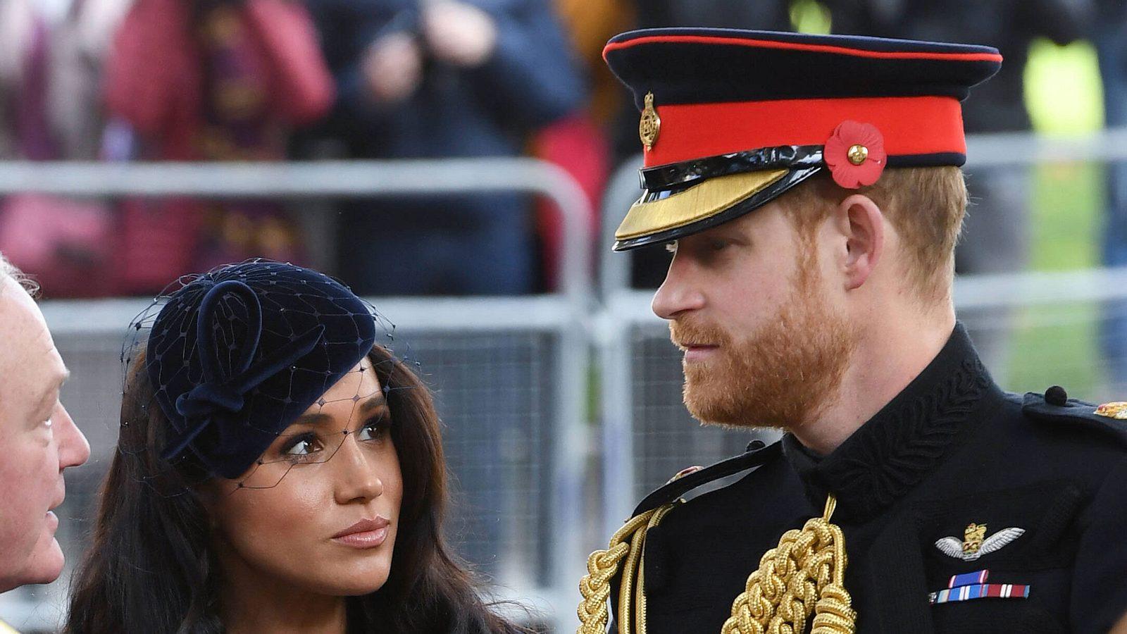 Herzogin Meghan & Prinz Harry: Skandal-Enthüllung - Es geht um Millionen