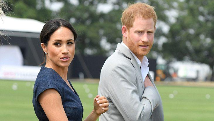 Prinz Harry & Herzogin Meghan: Krebs-Drama um ihren Pfarrer