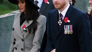 Meghan Markle & Prinz Harry: Mega Skandal vor der Hochzeit! - Foto: Getty Images