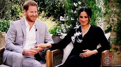 Prinz Harry und Herzogin Meghan - Foto: imago