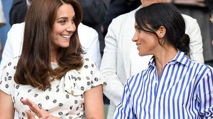 Herzogin Kate & Herzogin Meghan: Sie sind offenbar BEIDE SCHWANGER! - Foto: Getty Images