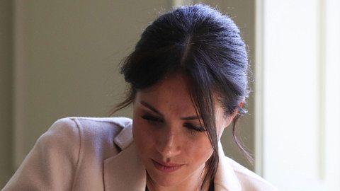 Herzogin Meghan: Nach der Schwangerschafts-Verkündung! Angst um ihr ungeborenes Baby! - Foto: Getty Images