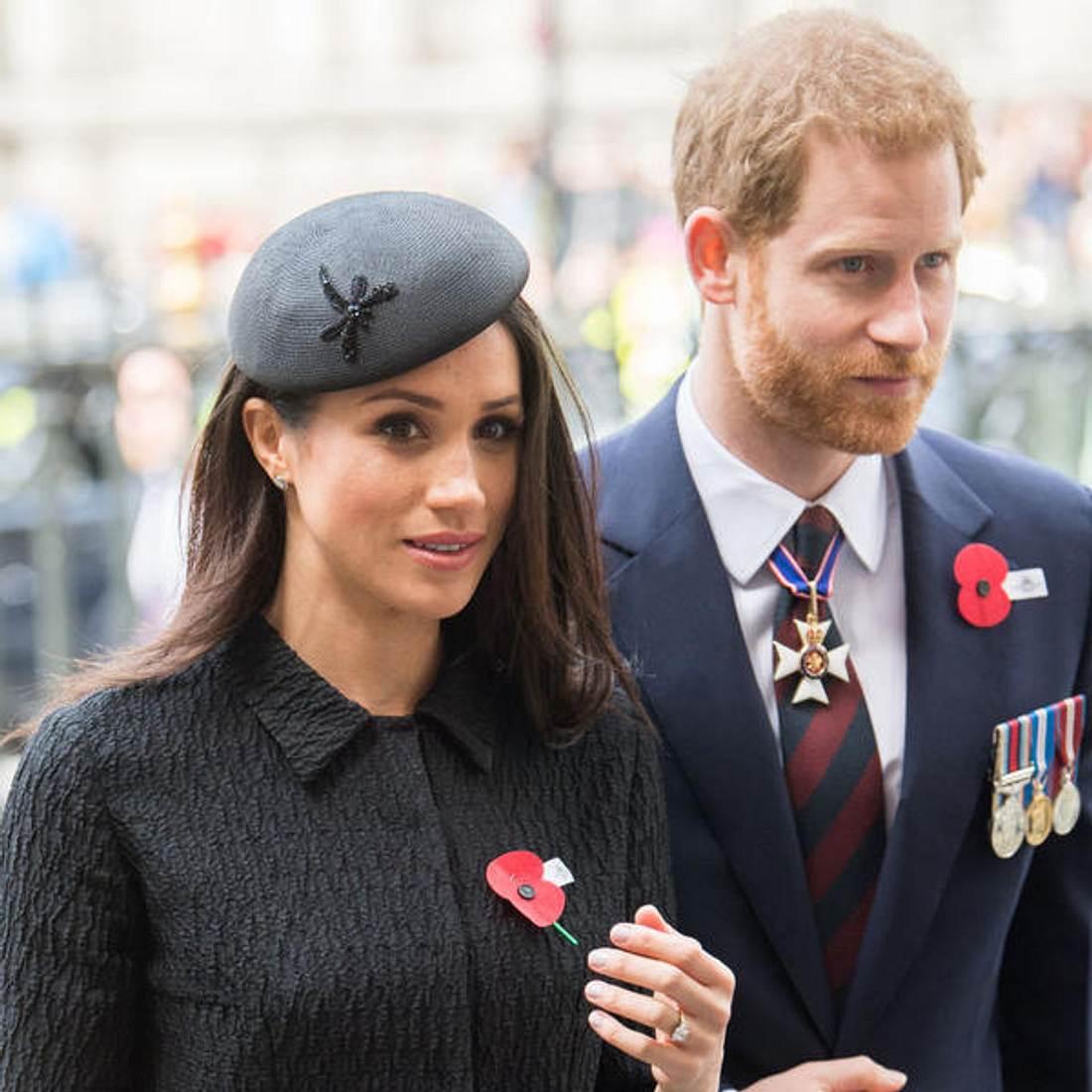 Meghan Markle braucht die Erlaubnis der Queen