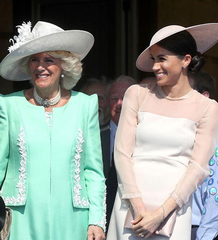 Herzogin Meghan mit Camilla