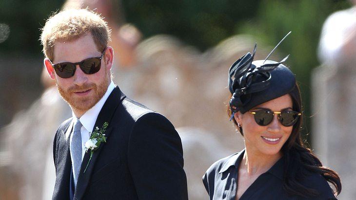 Herzogin Meghan: Dieser Look sorgt für einen royalen Fauxpas!